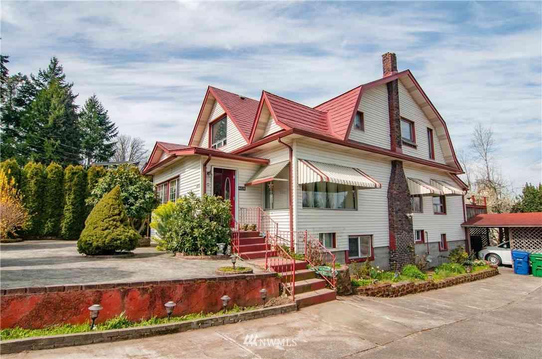 4836 S Gazelle Street, Seattle, WA, 98118,