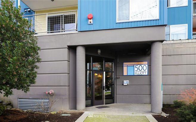500 Elliott Avenue W #307