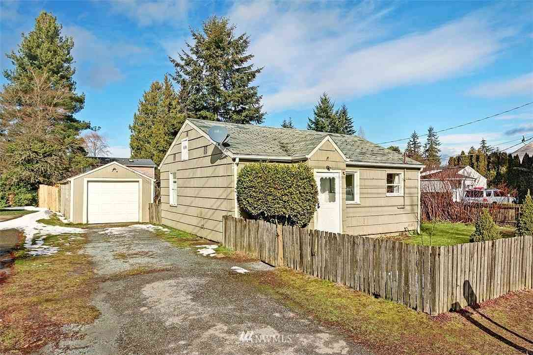 846 SW 136th Street, Burien, WA, 98166,