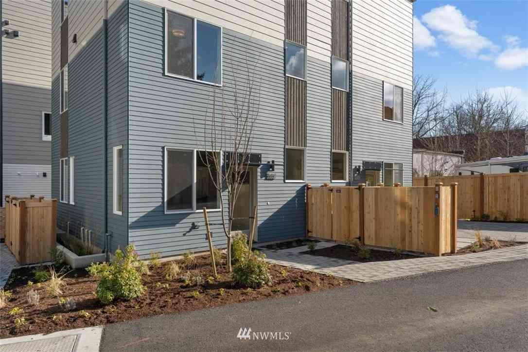 5505 Rainier Avenue S #E, Seattle, WA, 98118,