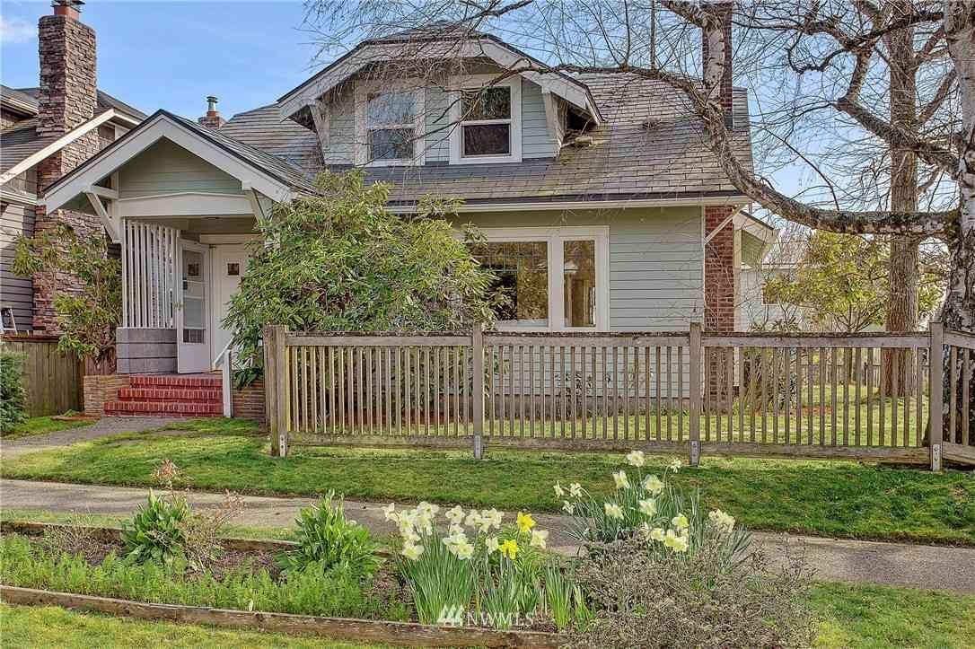1751 N 88th Street, Seattle, WA, 98103,