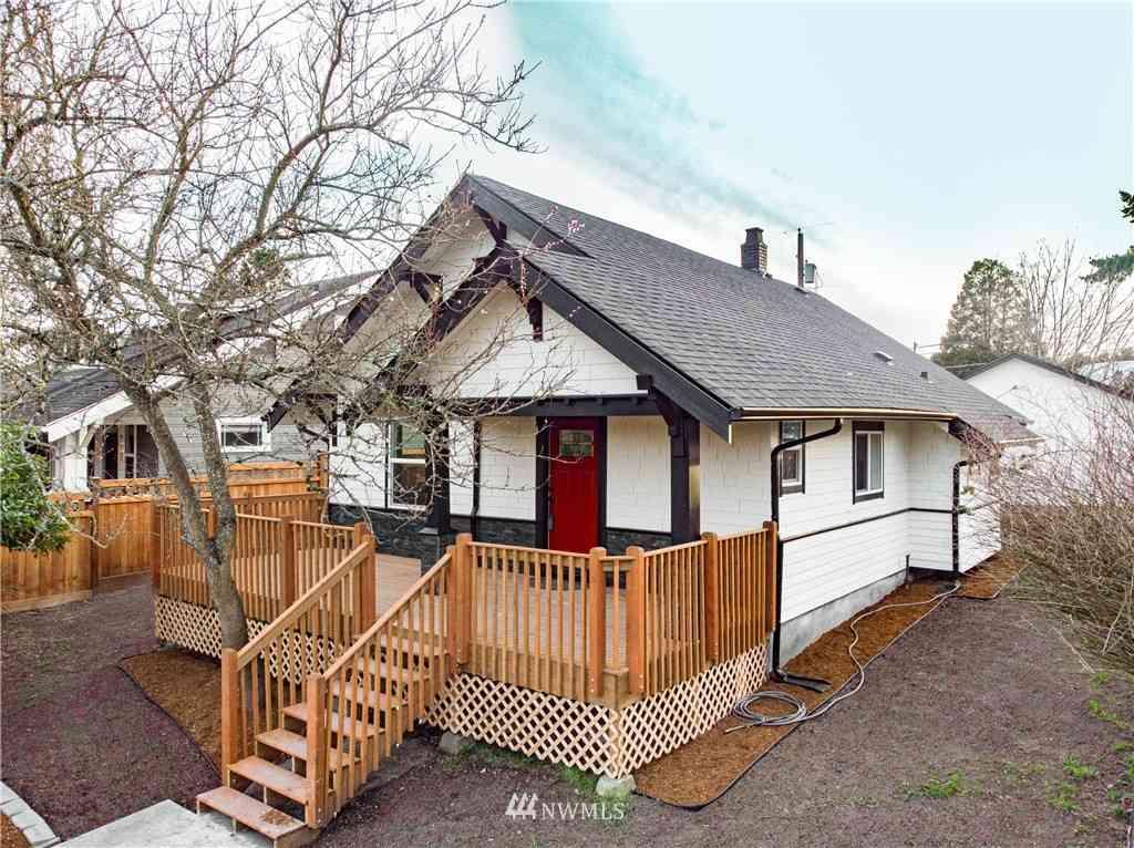 1942 S Sheridan Avenue, Tacoma, WA, 98405,