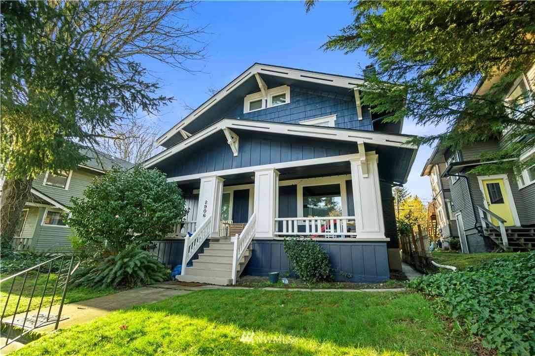 2906 N 21st Street, Tacoma, WA, 98406,