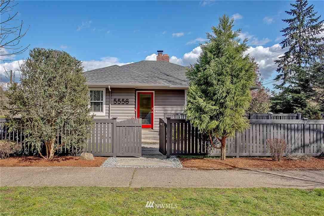 5556 38th Avenue NE, Seattle, WA, 98105,