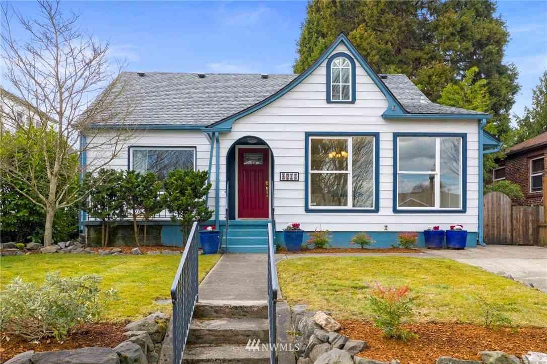 4018 S D Street, Tacoma, WA, 98418,