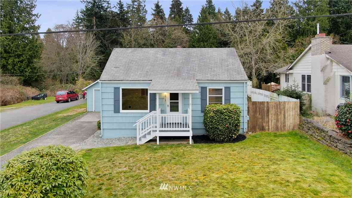 4703 Greely Street, Everett, WA, 98203,