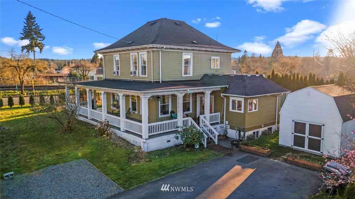 1501 W Stewart Avenue, Puyallup, WA, 98371,