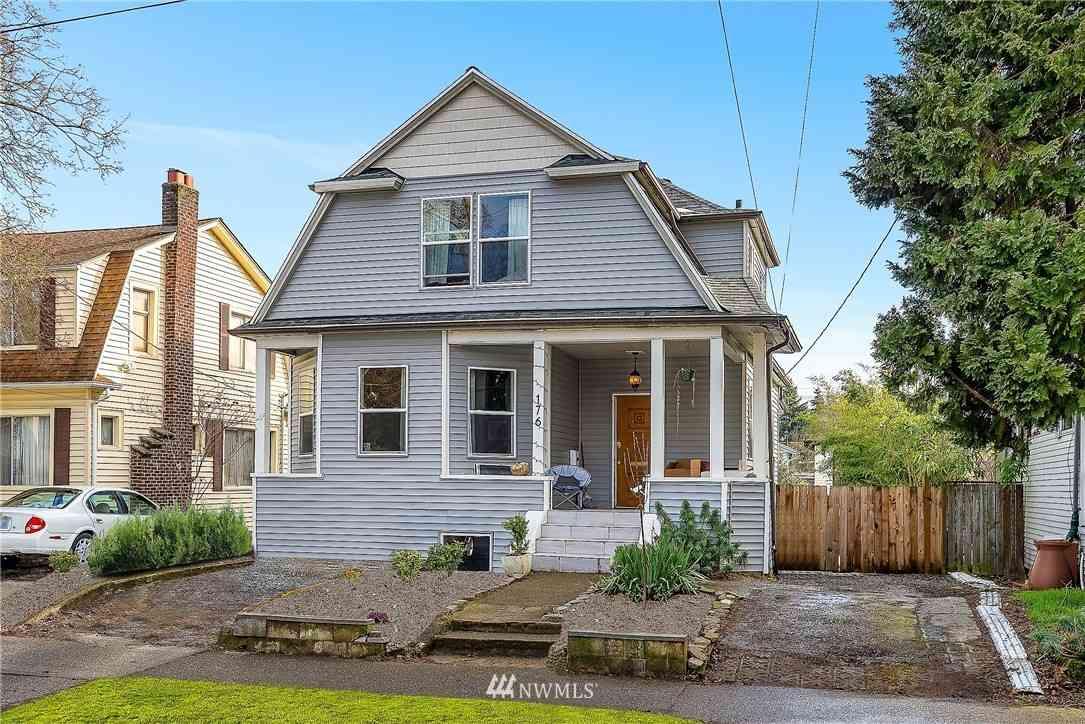 176 25th Avenue, Seattle, WA, 98122,