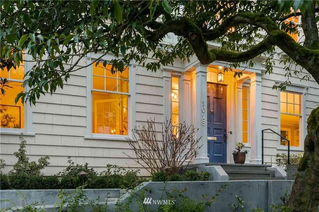 1015 E Newton Street, Seattle, WA, 98102,