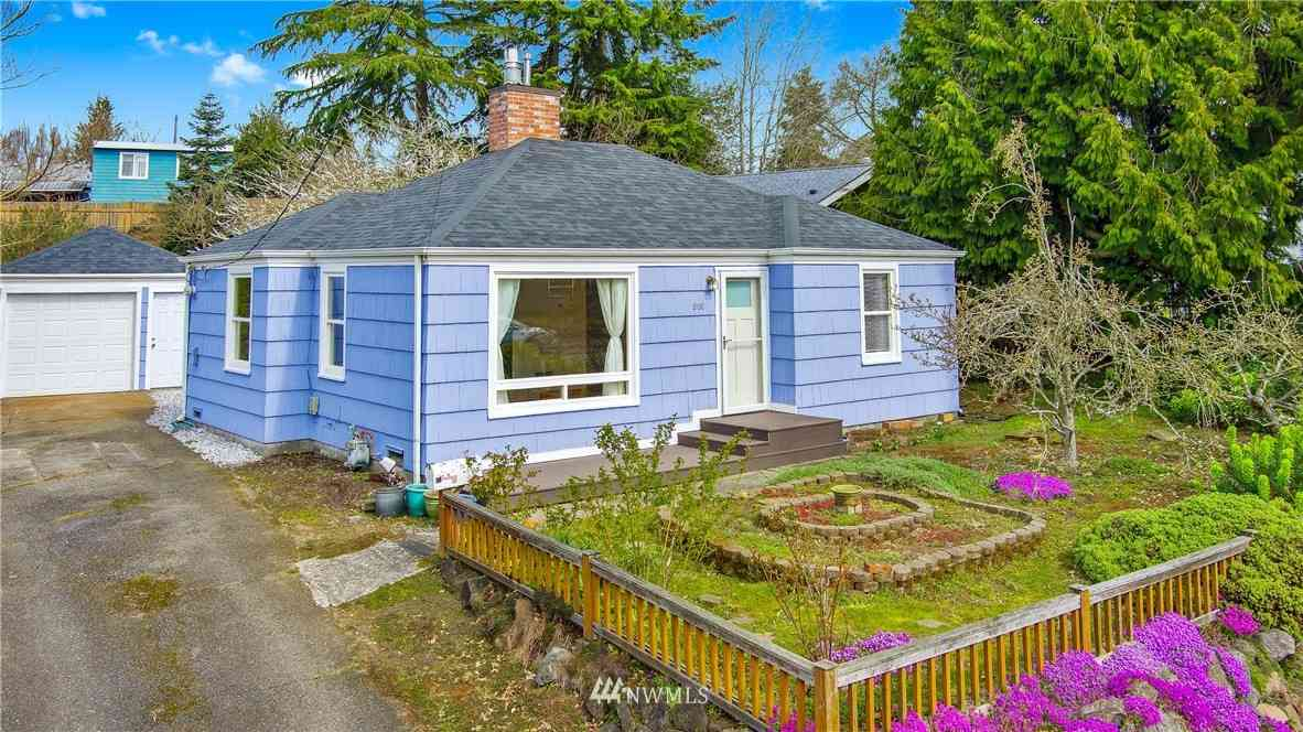 800 SW 138th Street, Burien, WA, 98166,