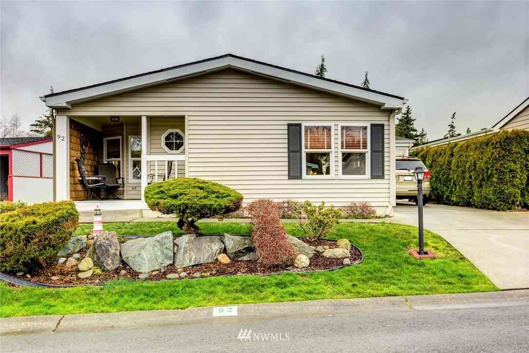 2610 E Section Street #92, Mount Vernon, WA, 98274,