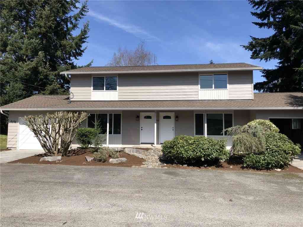 6706 Beverly Boulevard #A&B, Everett, WA, 98203,