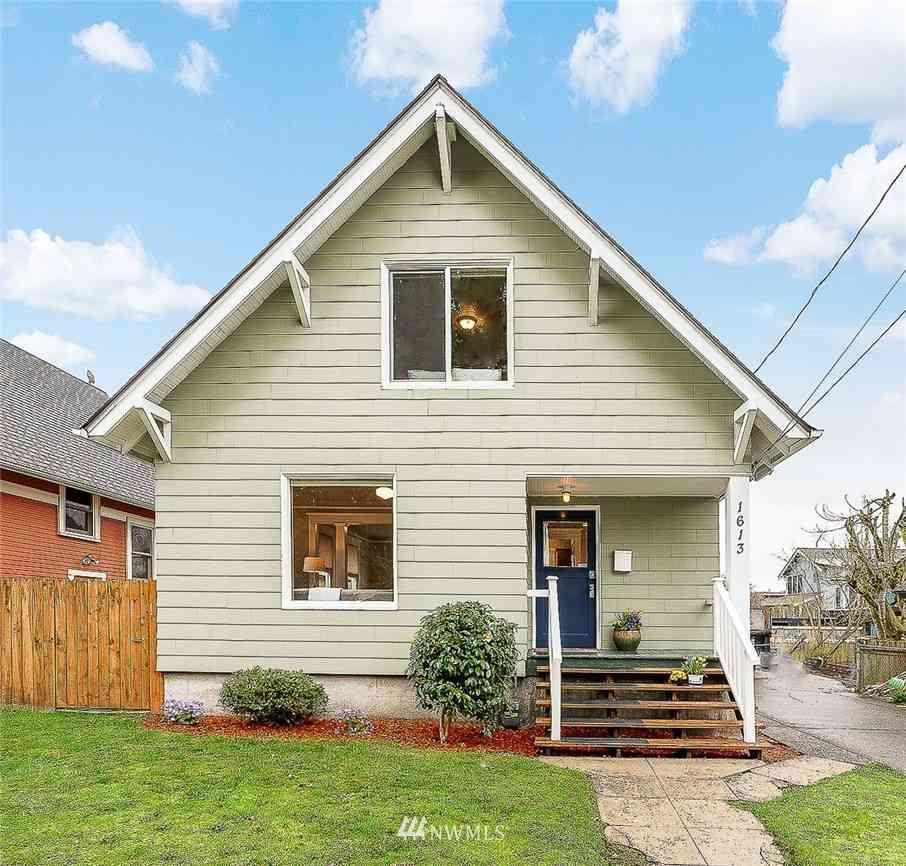 1613 N 39th Street, Seattle, WA, 98103,