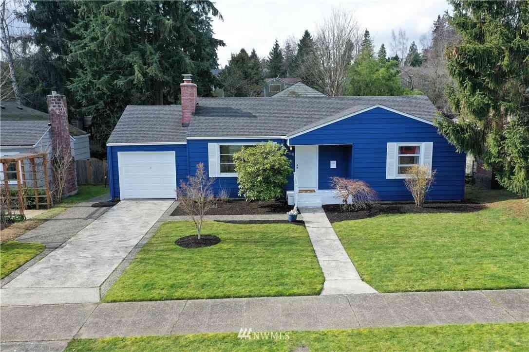 7541 36th Avenue NE, Seattle, WA, 98115,