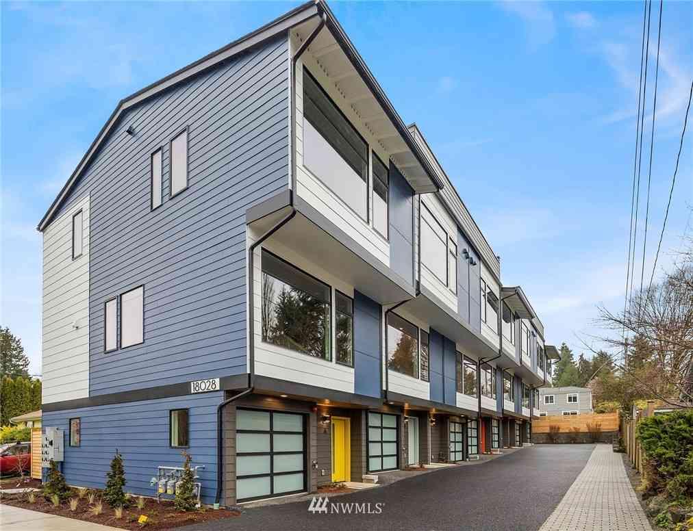 18028 10th Avenue NE #D, Shoreline, WA, 98155,