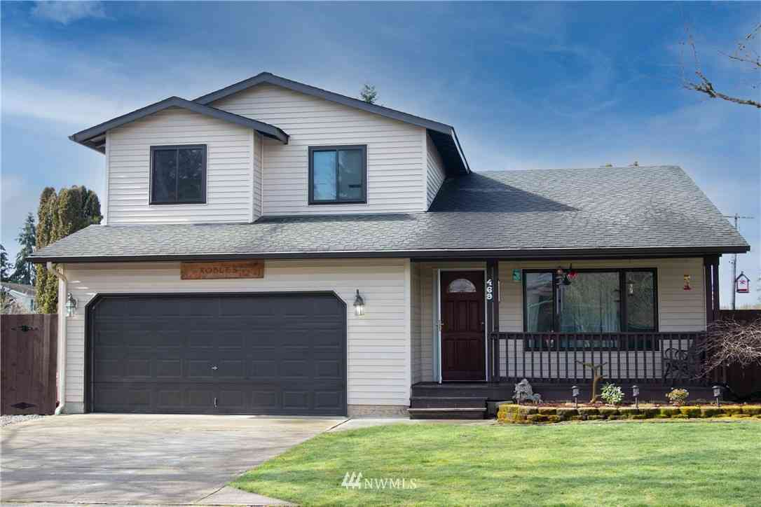 469 Meadow Lane, Napavine, WA, 98565,