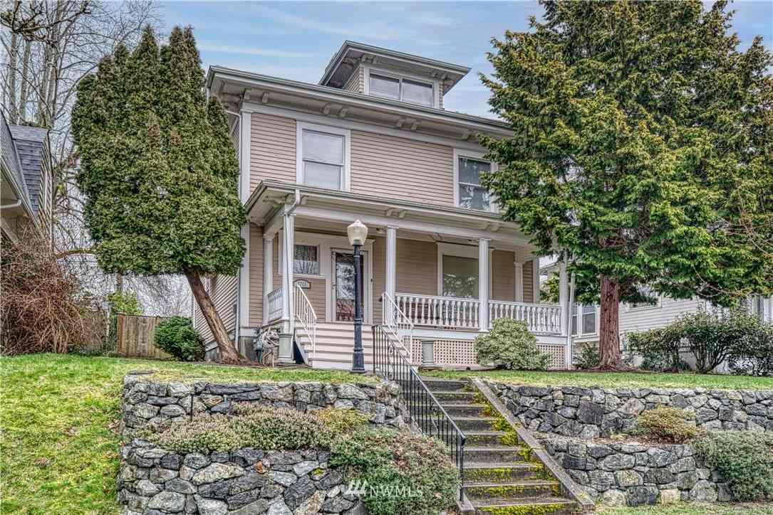 1713 N Prospect, Tacoma, WA, 98406,