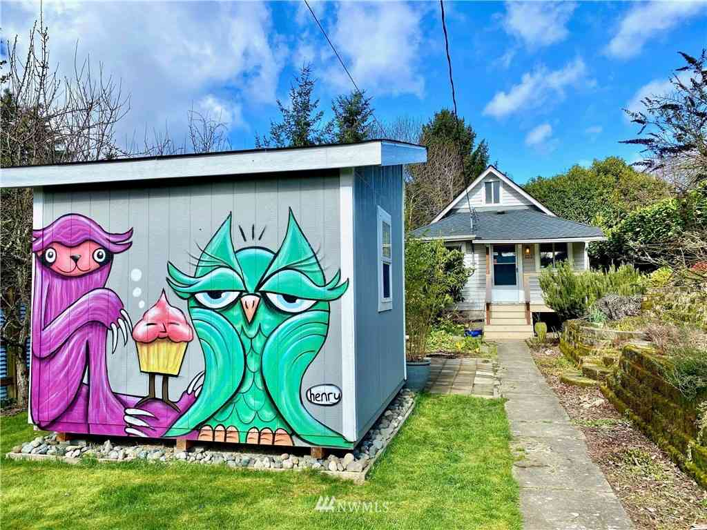 540 S Concord Street, Seattle, WA, 98108,