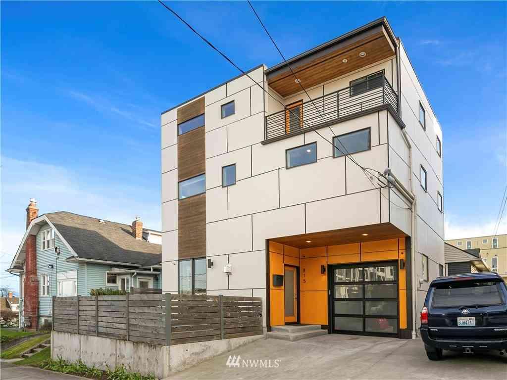 815 N 47th Street, Seattle, WA, 98103,