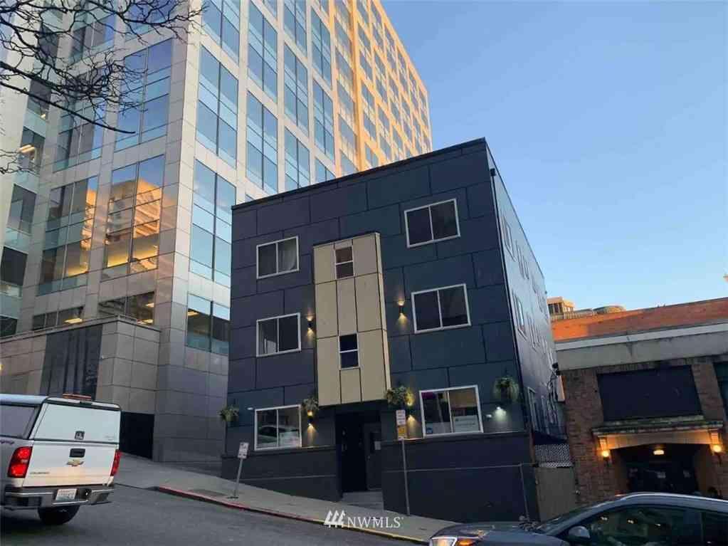 411 Jefferson Street, Seattle, WA, 98104,