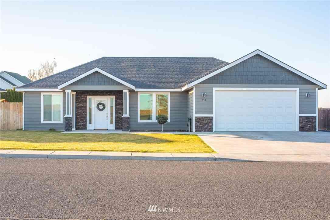 213 N Crestview Drive, Moses Lake, WA, 98837,
