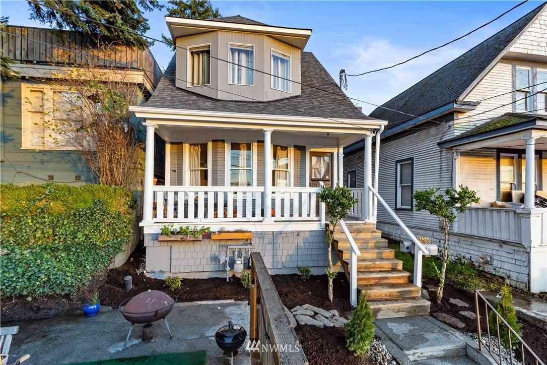2252 15th Avenue W, Seattle, WA, 98119,