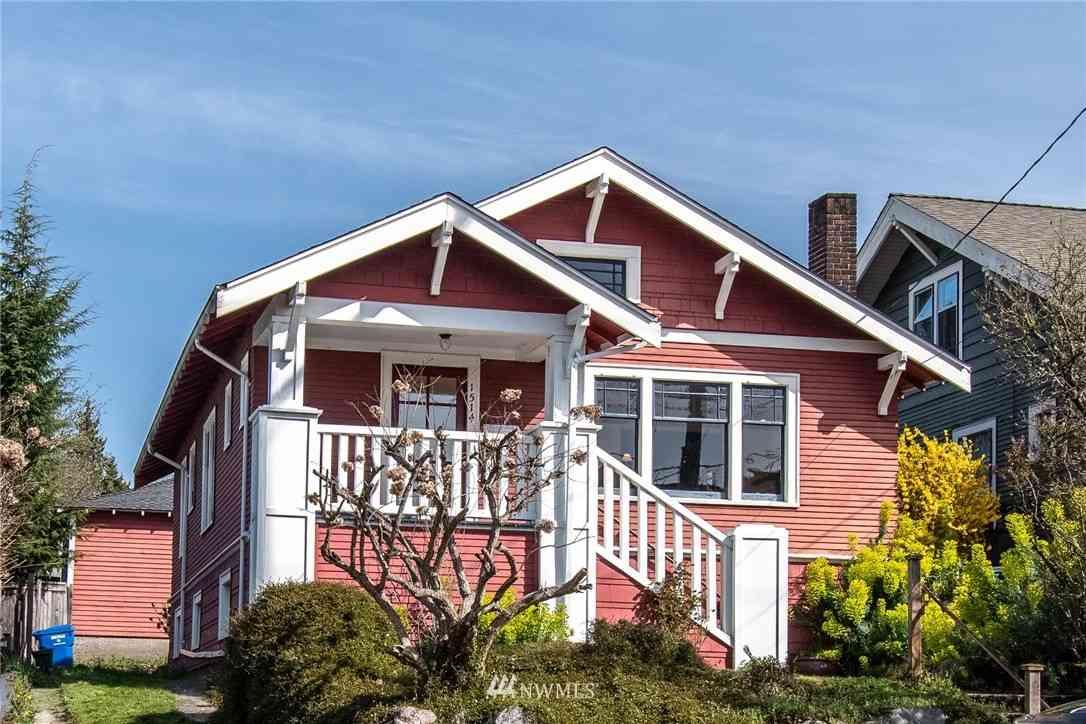 1514 N 40th Street, Seattle, WA, 98103,