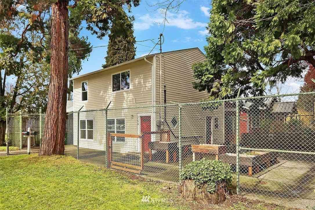 754 S Rose Street, Seattle, WA, 98108,