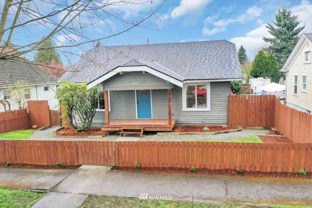 4107 S L Street, Tacoma, WA, 98418,