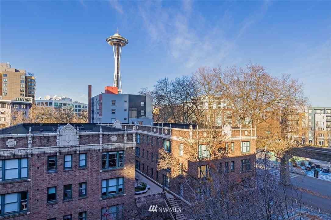 425 Vine Street #603, Seattle, WA, 98121,