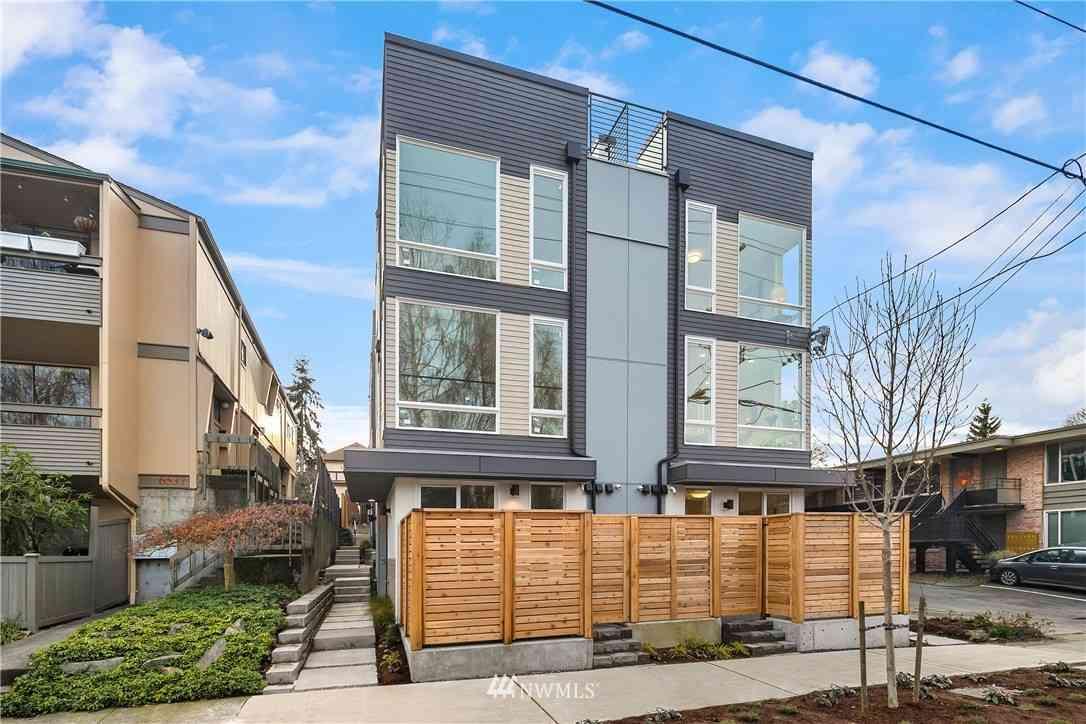 6539 4th Avenue NE #C, Seattle, WA, 98115,