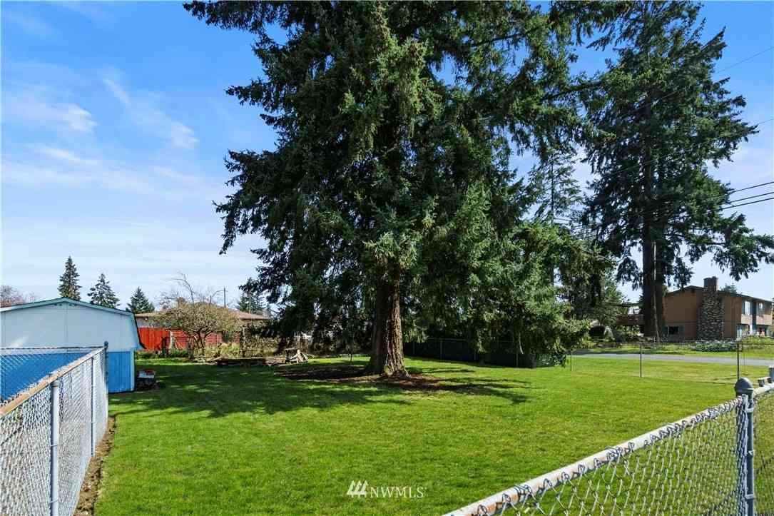 1699 114th Street S, Tacoma, WA, 98444,