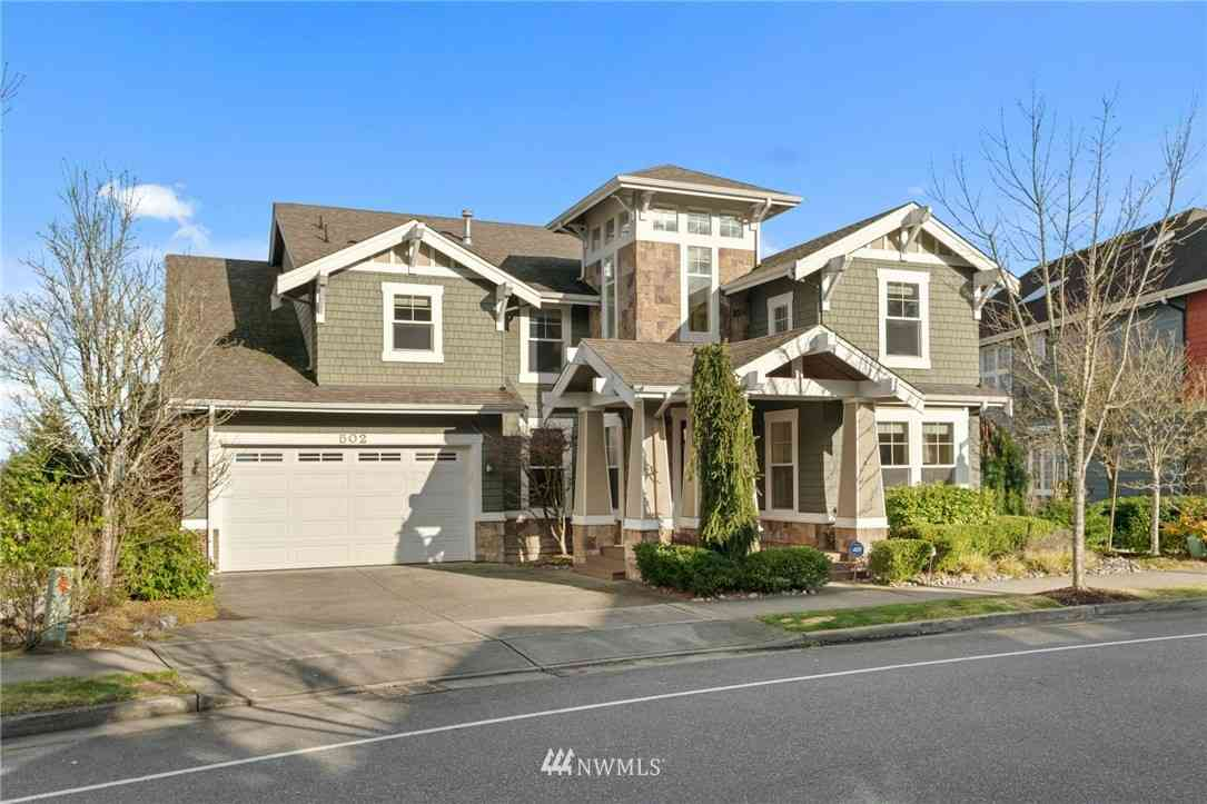 502 Sky Country Way NW, Issaquah, WA, 98027,