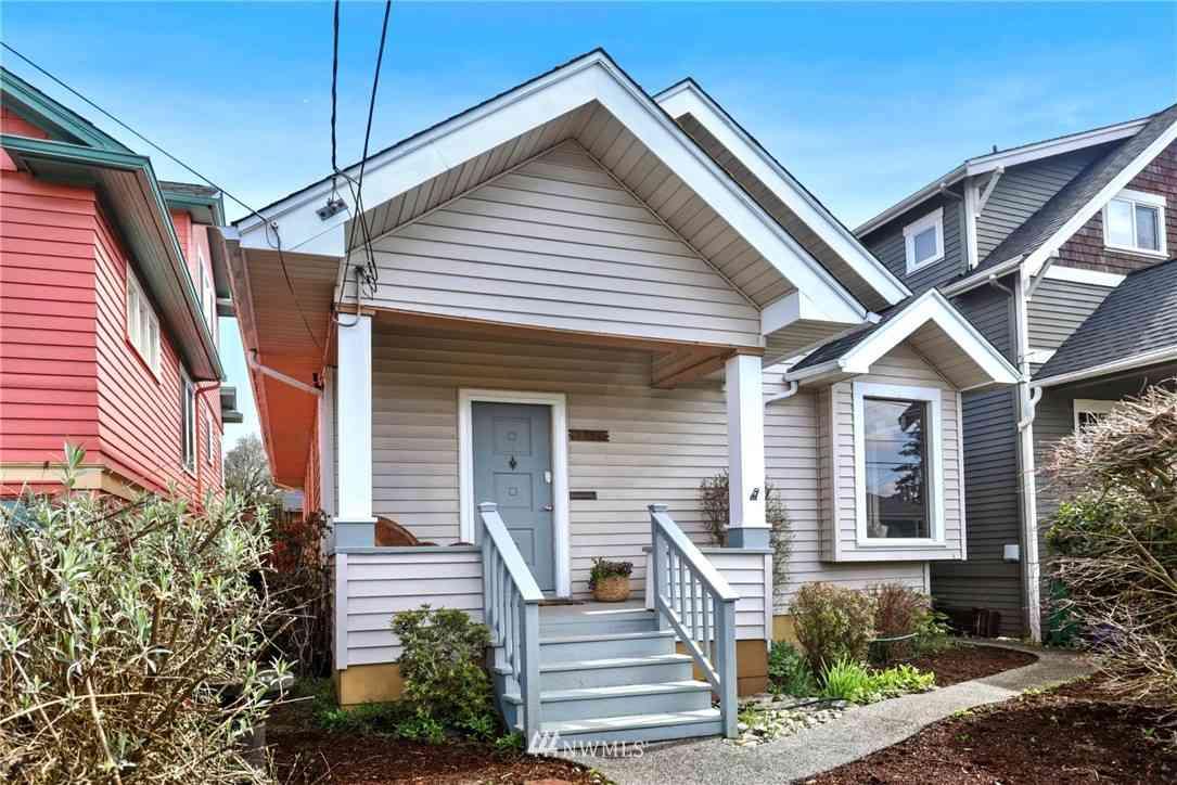 3924 Woodlawn Avenue N, Seattle, WA, 98103,