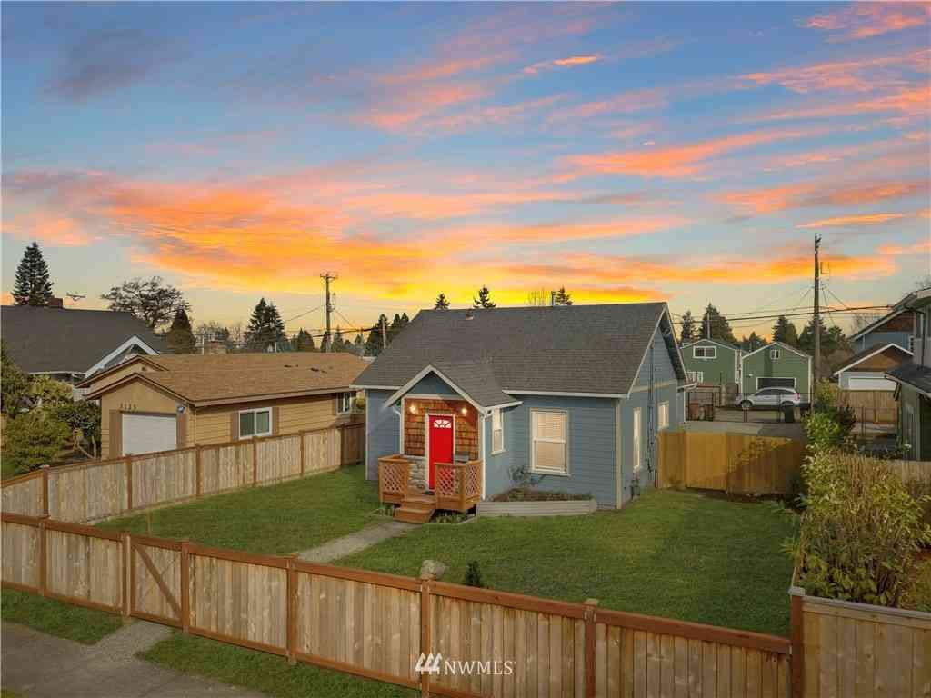 3119 N Orchard Street, Tacoma, WA, 98407,