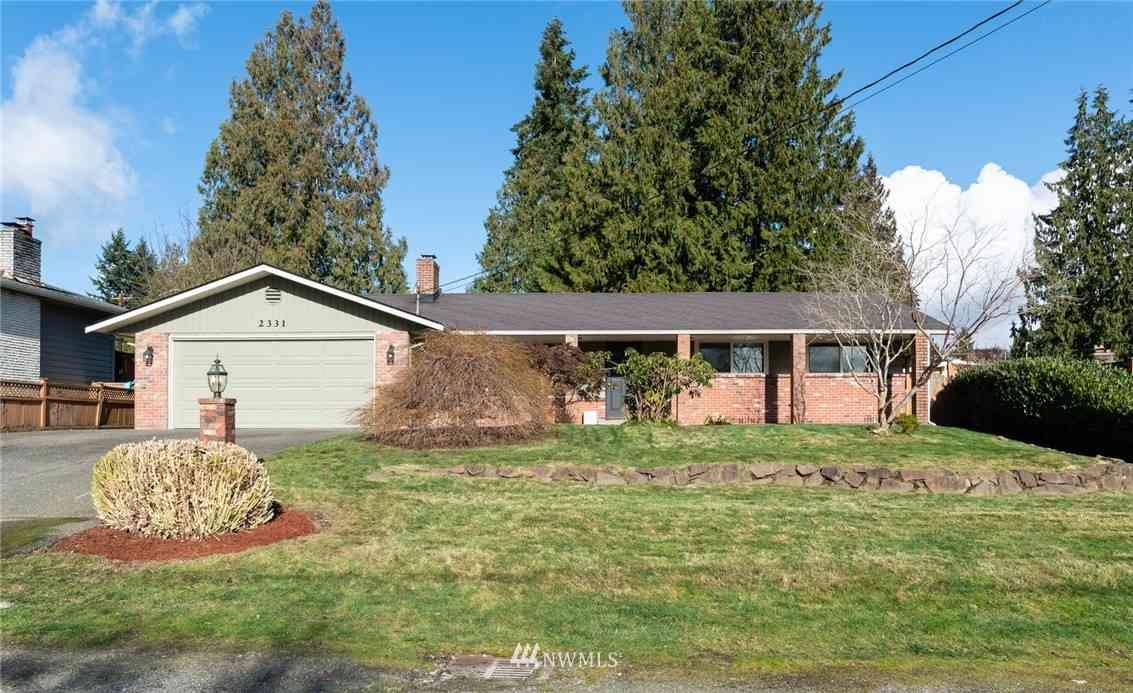 2331 106th Place SE, Everett, WA, 98208,