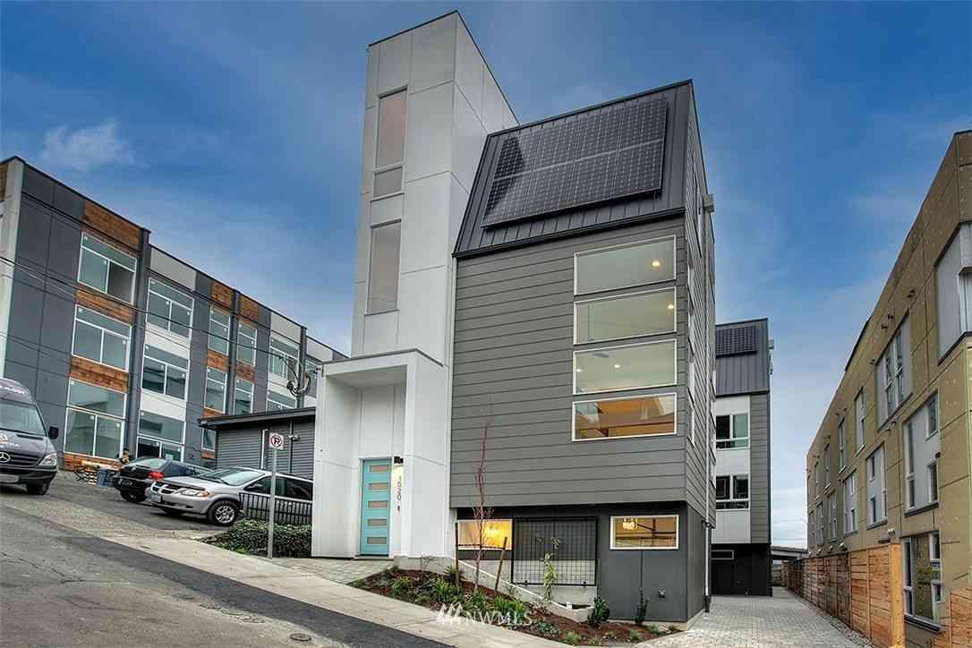 3020 SW Charlestown Street, Seattle, WA, 98126,