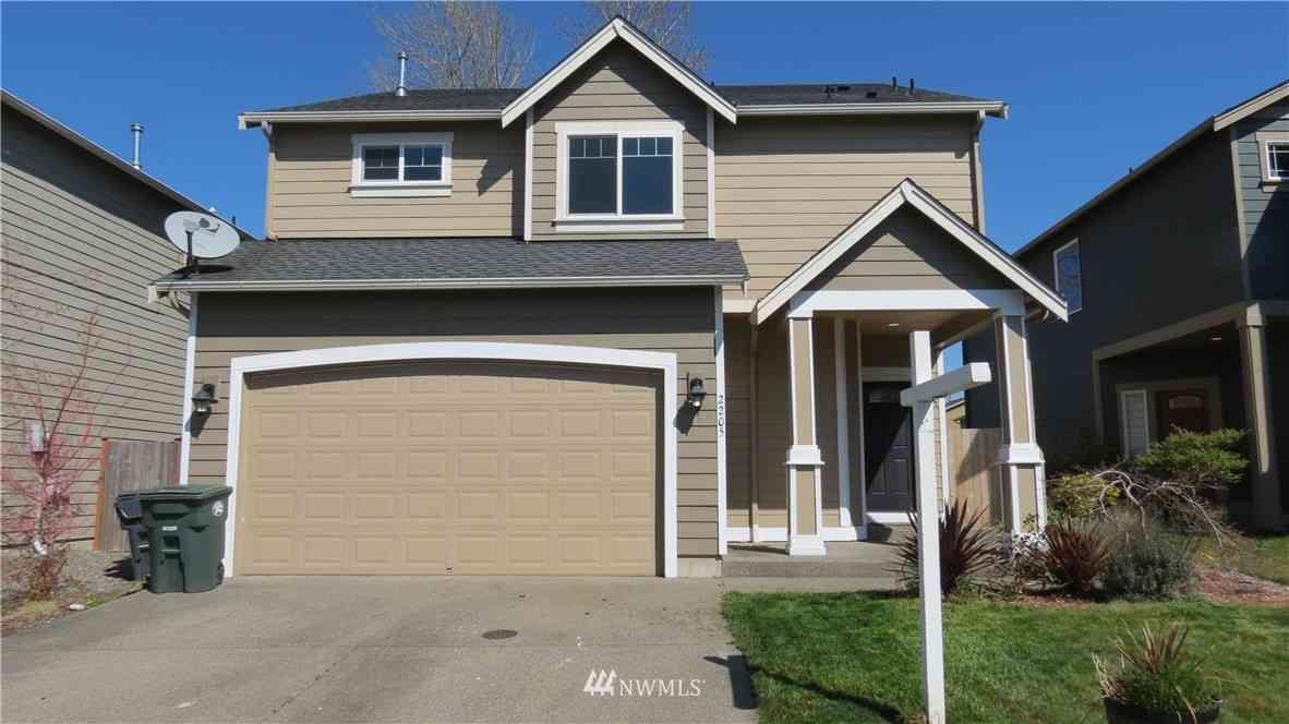 2205 165th Street E, Tacoma, WA, 98445,