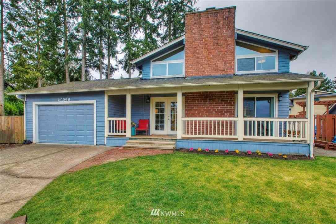 26266 39th Place S, Kent, WA, 98032,