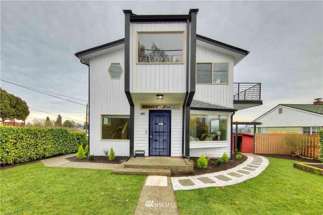 8400 Beacon Avenue S, Seattle, WA, 98118,