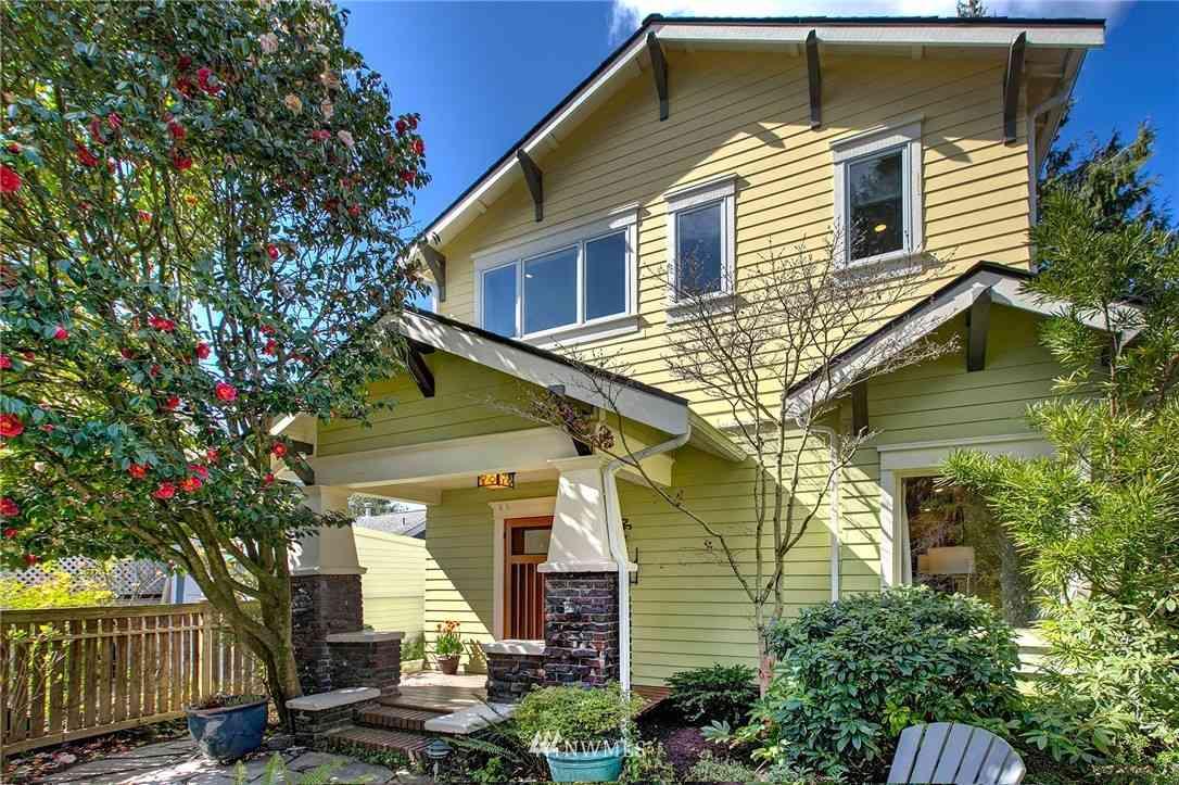 3611 Woodlawn Avenue N, Seattle, WA, 98103,