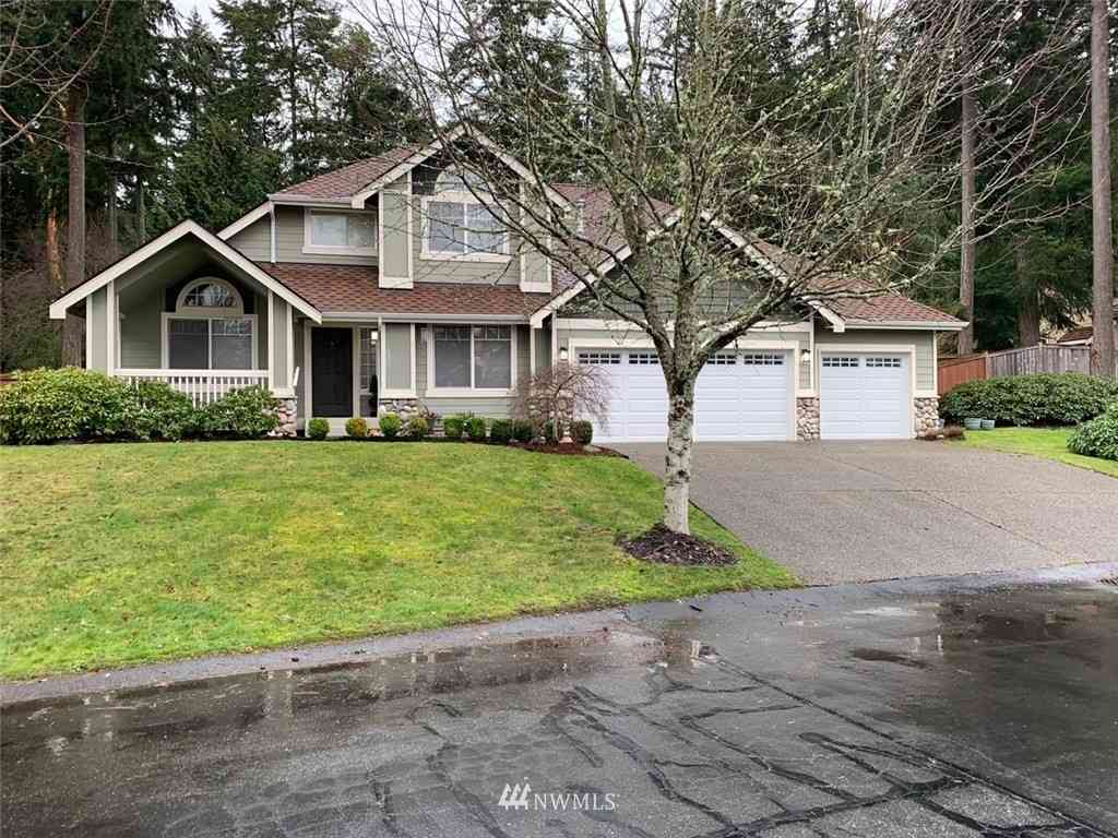 3807 30th Avenue Ct, Gig Harbor, WA, 98335,