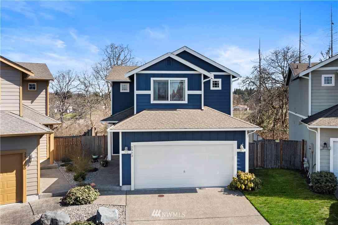 2923 186th Street E, Tacoma, WA, 98445,