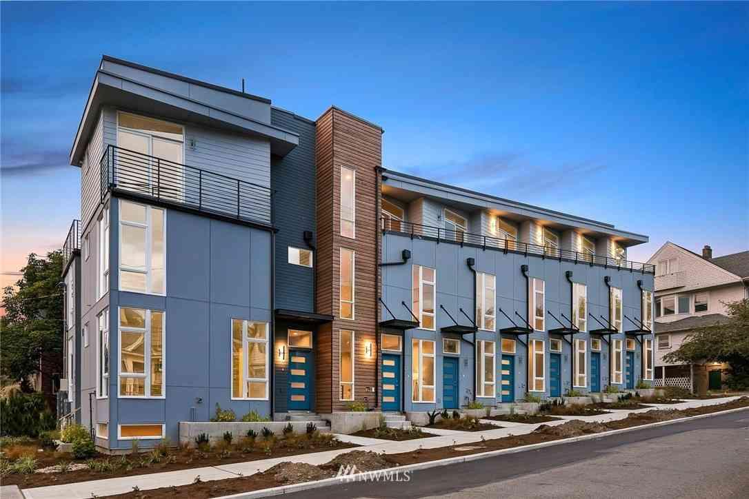 1056 E Harrison Street, Seattle, WA, 98102,