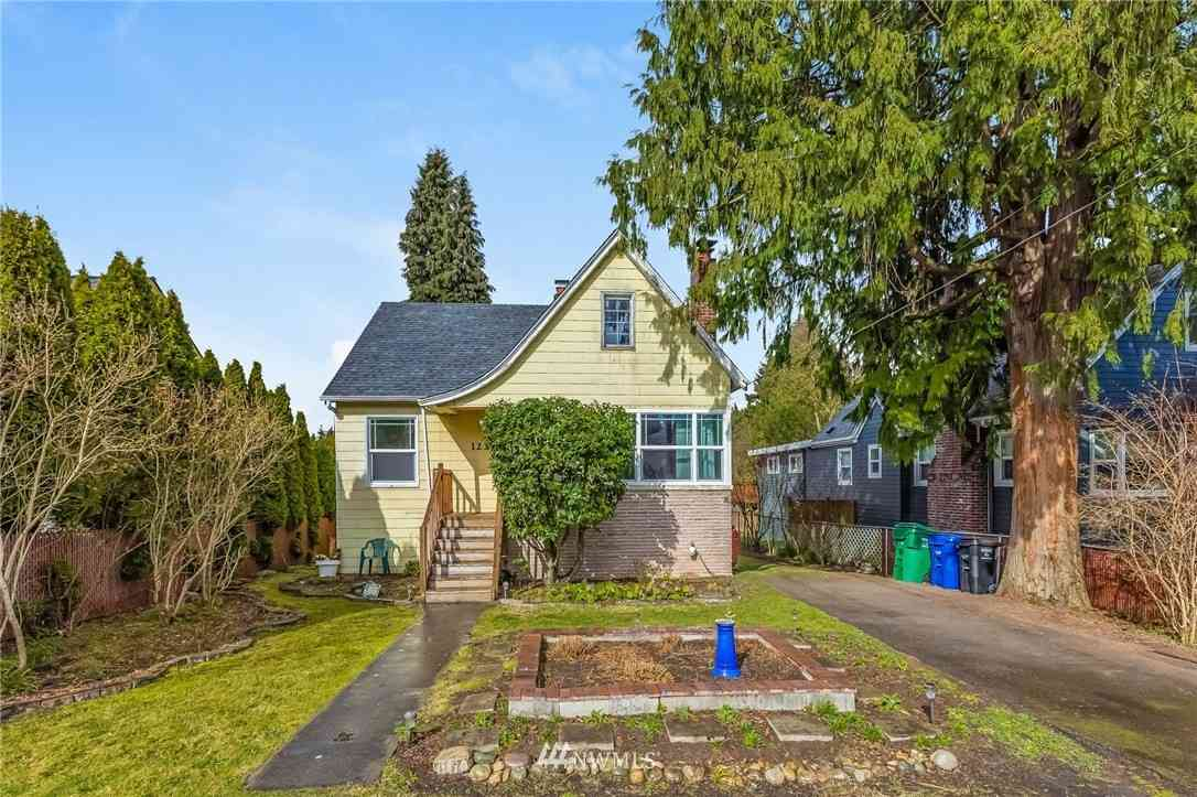 1234 NE 100th Street, Seattle, WA, 98125,
