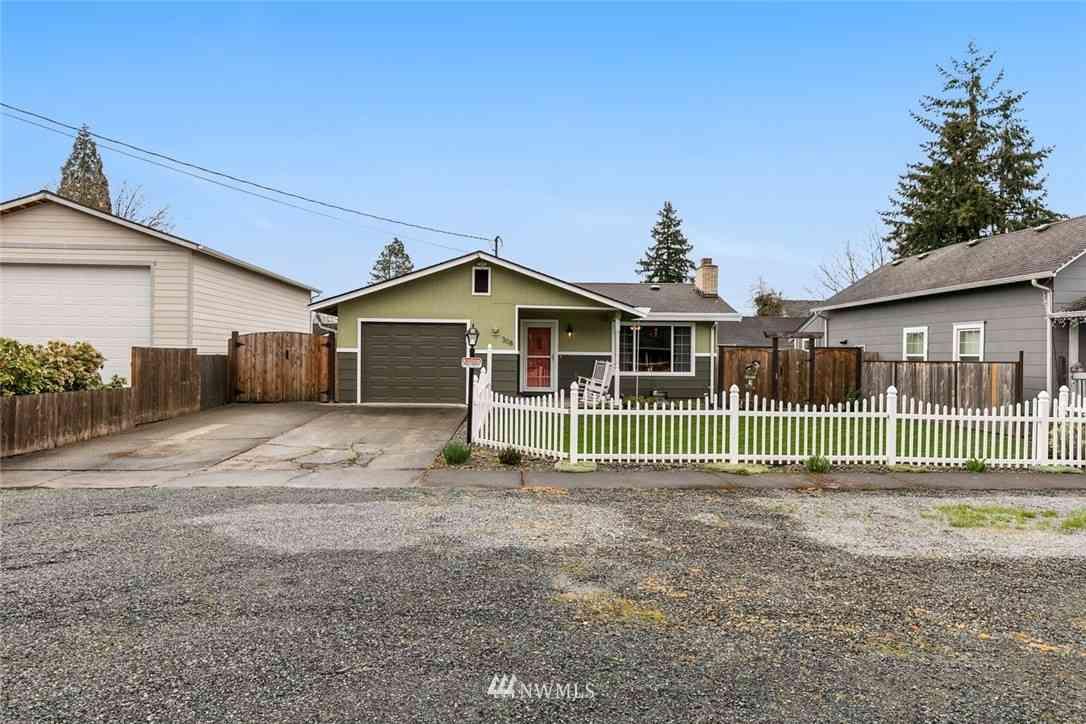 308 Bridge Street SE, Orting, WA, 98360,