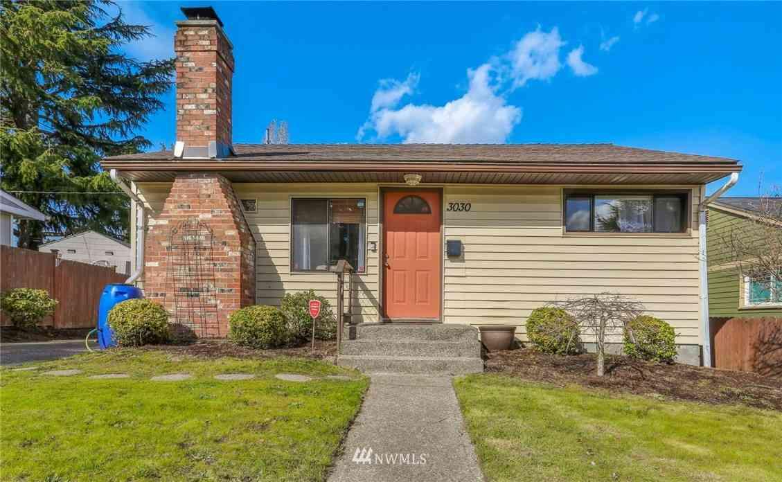 3030 SW Roxbury Street, Seattle, WA, 98126,