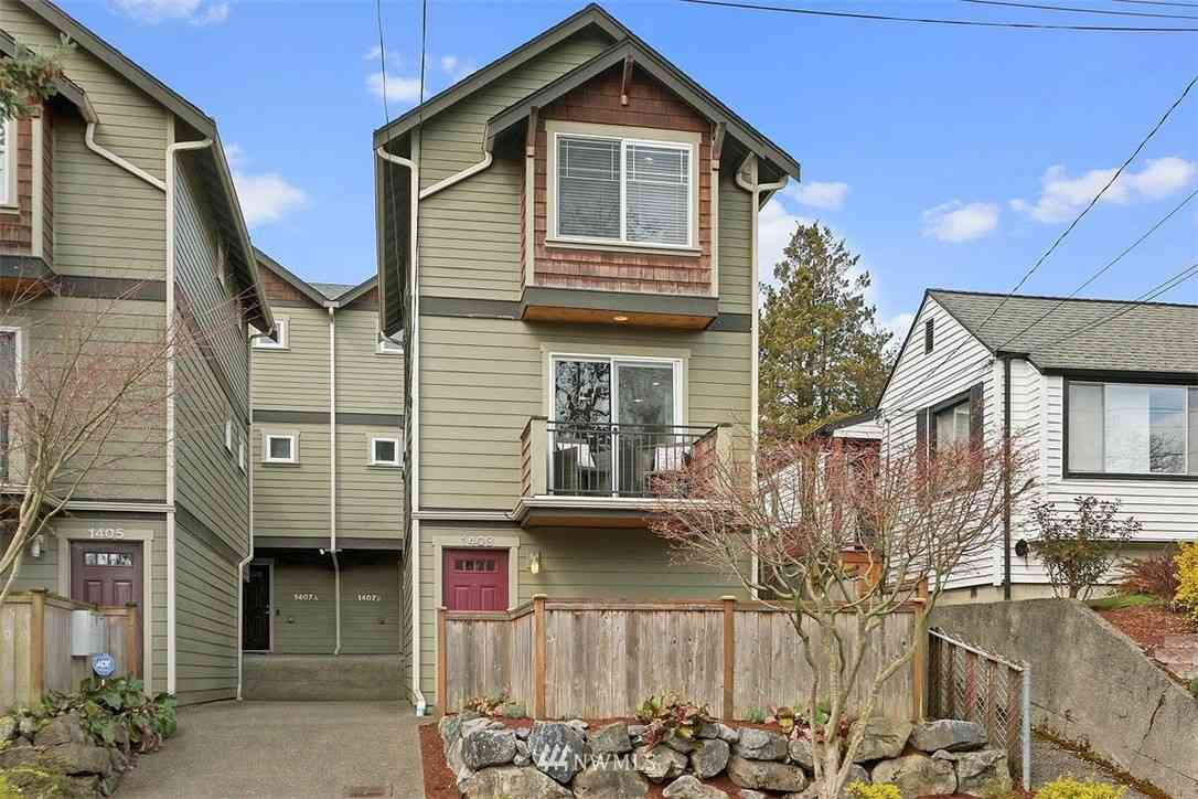 1409 33rd Avenue, Seattle, WA, 98122,