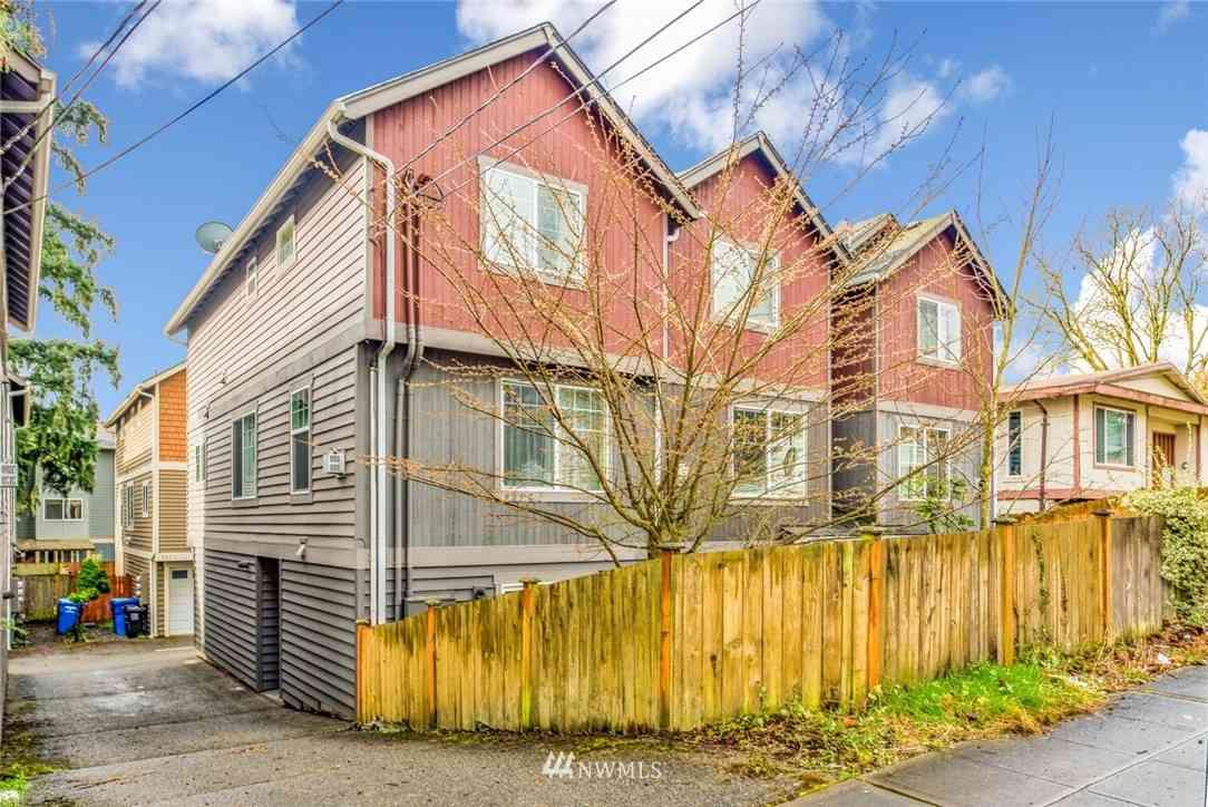925 N 97th Street, Seattle, WA, 98103,