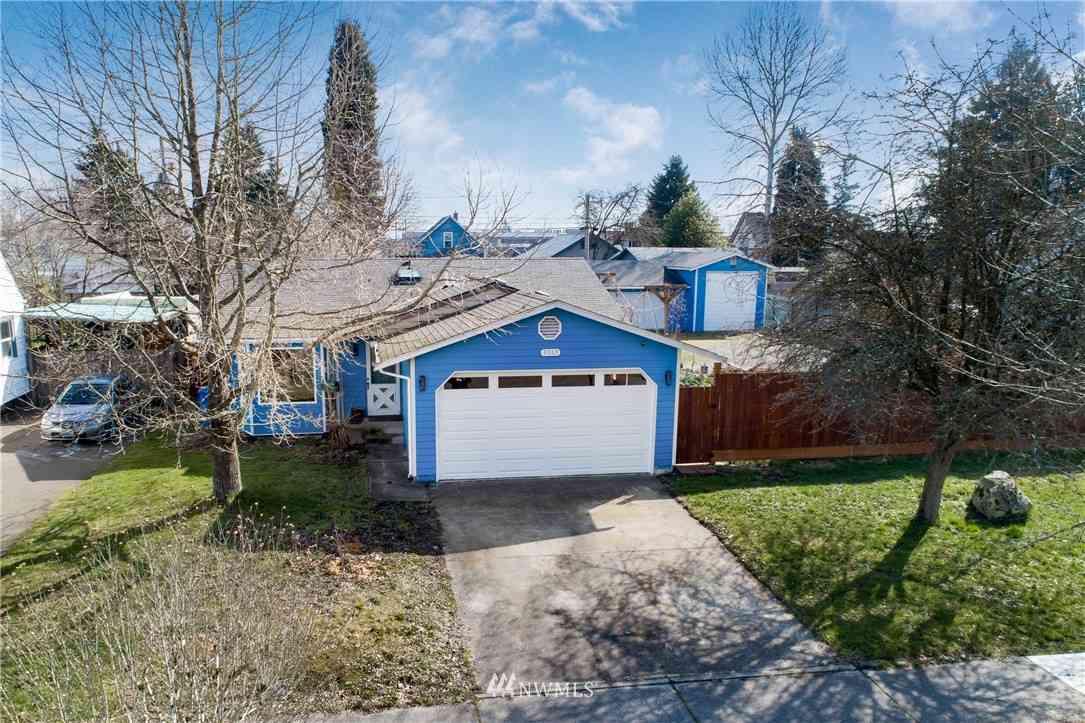3569 Tacoma Avenue S, Tacoma, WA, 98418,